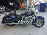 2002 Harley Davidson Screamin' Eagle Road King 1550