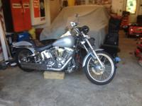 2002 Harley Davidson Softail 23,114 miles Forward