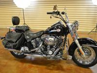 2002 Harley Davidson Heritage Softail ClassicCLEAN AND