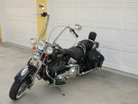 2002 Harley Davidson Softail Heritage Springer (FLSTS)