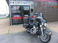 2002 Harley Davidson Ultra Classic - 88 Cubic inch Twin