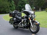 2002 Harley Davidson Ultra Classic Touring 2002 Harley
