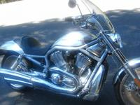 Year: 2002 Make: HARLEY DAVIDSON Model: V-ROD Miles: