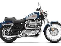 Motorcycles Sportster. In addition a more rigid exhaust
