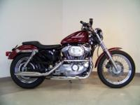 Amazingly clean 2002 HD XL1200 Sportster. This gem