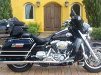 2002 HARLEY ELECTRA GLIDE ULTRA CLASSIC ONLY 16,780
