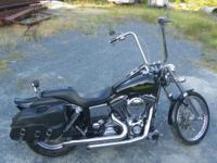 I have a 2002 Harley Wide Glide that I'm looking to