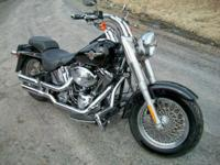 Twin cam, ss super carb, full custom , low miles, 80