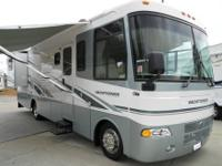 "2002 Holiday Rambler 32 PBD Class ""A"" with 2"
