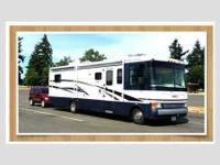 2002 Holiday Rambler Admiral 35SFD, I have a 2002