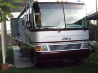 This is a One Owner Motorhome with simply 31500 miles