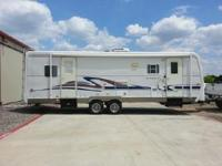 2002 Holiday Rambler Alumascape M-28SKS. 2002 Holiday