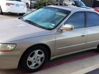 2002 Honda Accord located in Fort Worth, TX. 5spd