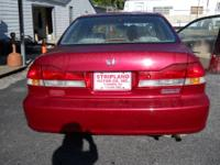 Options Included: N/A2002 HONDA ACCORD FULLY EQUIPPED