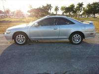 2002 silver Honda Accord 2 doors,leather,sunroof,4 new