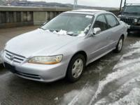 GREAT CONDITION 2002 HONDA ACCORD EX V6 FOR SALE. FULLY