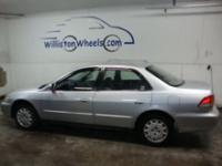 Options Included: N/AThis CarFax certified Honda Accord