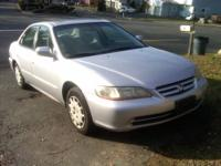 For sale.. 2002 Honda Accord LX. automatic.. 4