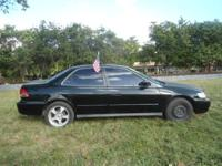2002 Honda Accord LX sedan with ABS Sellers Notes NEED