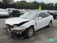 Options Included: N/AHonda Accord Cpe 2 Dr L4 2.3L auto