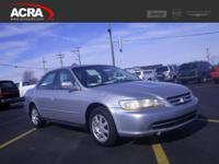 Honda Accord Sedan, options include:  Power Windows, a