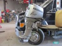 Honda 30 HP Outboard Motor - mechanical Linn's Auto and