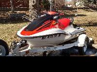 2002 Honda Aqua Trax F12X Turbo. 224 Hours, 1 owner,
