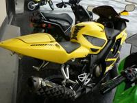 General Specifications Make Honda Model CBR 600F4i Year