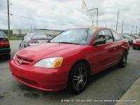 CARFAX Certified smooth running 2002 Honda Civic LX