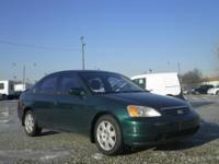 Here's a great deal on a 2002 Honda Civic! This vehicle