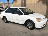 This outstanding example of a 2002 Honda Civic 4dr Sdn