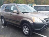 2002 Honda CR-V 4WD EX Auto EX Our Location is: Sloane