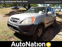 2002 Honda CR-V Our Location is: AutoNation Toyota