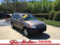 Options:  2002 Honda Cr-V Ex Is Offered To You For Sale