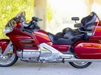 "This Spectacular/One Owner 2002 Honda ""Goldwing GL"