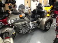 2002 Honda Gold Wing AMERICAN TRIKES AND MOTORSPORTS