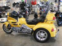 2002 Honda Gold Wing Super Nice Trike! Hear that sound