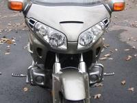2002 Honda GoldWing 1800 Mileage -- 51,726 Color --