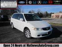 A VERY AFFORDABLE, CLEAN HONDA VAN! A VERY CLEAN AND