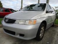 Description 2002 HONDA Odyssey Power Steering, Power