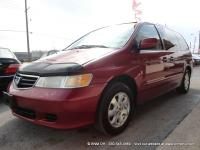 CARFAX 1 OWNER 2002 Honda Odyssey EX.This is the deal
