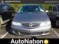 **CLEAN CAR FAX** AutoNation Honda Sanford is pleased