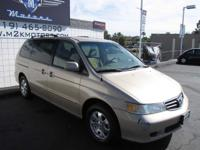 Options Included: ABS (4-Wheel), Air Conditioning,