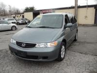Options Included: Tilt Steering Wheel, Tinted Windows,