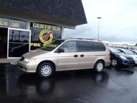 Options Included: N/AThis MiniVan has less than 89k