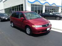 2002 Honda Odyssey Mini-van, Passenger EX Our Location