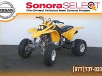2002 HONDA QUAD ATC Our Location is: Sonora Nissan -