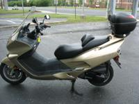 2002 Honda Reflex NSS250 Very clean If you thought