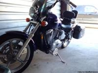 2002 Honda Shadow 1100 for sale. 10,800 miles,