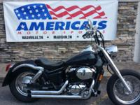 2002 Honda Shadow Spirit 750, Great first bike! - They